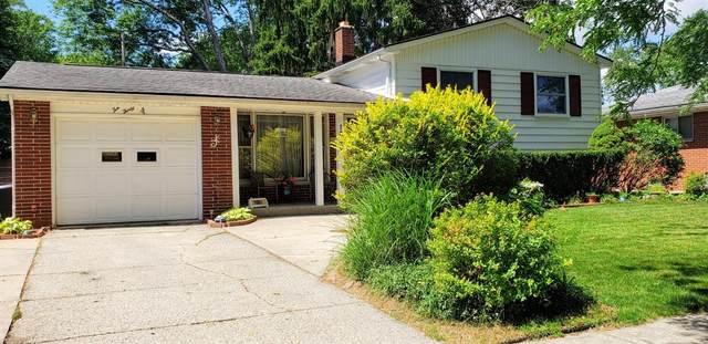 1036 Levona Street, Ypsilanti, MI 48198 (MLS #3275811) :: Berkshire Hathaway HomeServices Snyder & Company, Realtors®