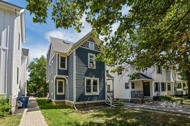 1507 White Street, Ann Arbor, MI 48104 (MLS #3275852) :: Berkshire Hathaway HomeServices Snyder & Company, Realtors®