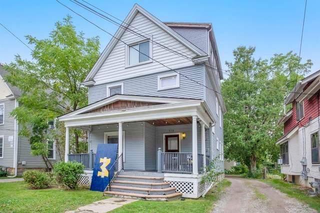 938 Dewey Avenue, Ann Arbor, MI 48104 (MLS #3276287) :: The Toth Team