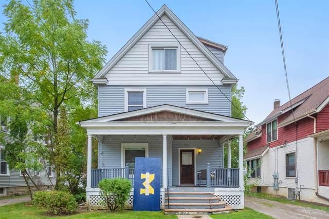 938 Dewey Avenue, Ann Arbor, MI 48104 (MLS #3276290) :: The Toth Team