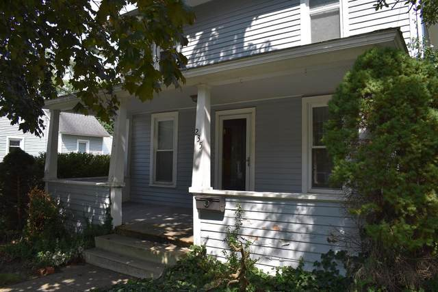 235 County Street, Milan, MI 48160 (MLS #3276308) :: Berkshire Hathaway HomeServices Snyder & Company, Realtors®