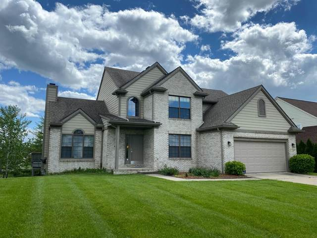 2183 Vail Court, Ann Arbor, MI 48108 (MLS #3276311) :: Berkshire Hathaway HomeServices Snyder & Company, Realtors®