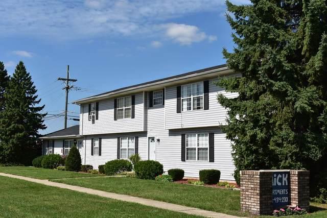 496 Redman, Milan, MI 48160 (MLS #3276324) :: Berkshire Hathaway HomeServices Snyder & Company, Realtors®