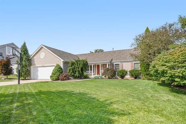 1708 Briar Ridge Drive, Ann Arbor, MI 48108 (MLS #3276331) :: Berkshire Hathaway HomeServices Snyder & Company, Realtors®