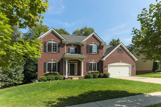 728 W Castlebury Circle, Saline, MI 48176 (MLS #3276346) :: Berkshire Hathaway HomeServices Snyder & Company, Realtors®