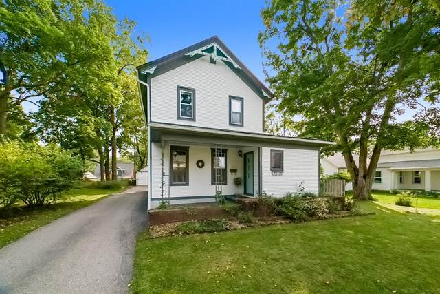 160 E Summit Street, Chelsea, MI 48118 (MLS #3276353) :: Berkshire Hathaway HomeServices Snyder & Company, Realtors®