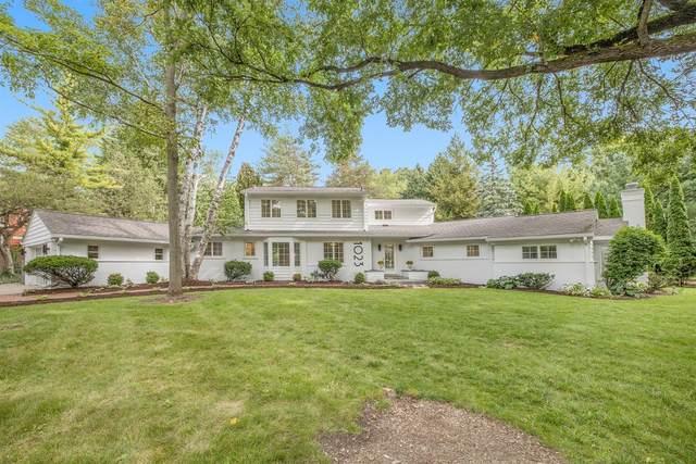 1023 Avon Road, Ann Arbor, MI 48104 (MLS #3276360) :: Berkshire Hathaway HomeServices Snyder & Company, Realtors®