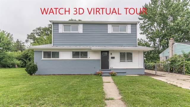 1427 Gattegno Street, Ypsilanti, MI 48198 (MLS #3276415) :: Berkshire Hathaway HomeServices Snyder & Company, Realtors®