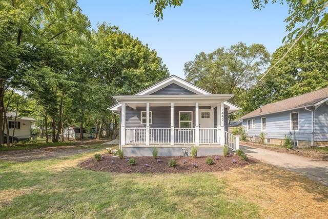 1443 Coler Road, Ann Arbor, MI 48104 (MLS #3276422) :: Berkshire Hathaway HomeServices Snyder & Company, Realtors®