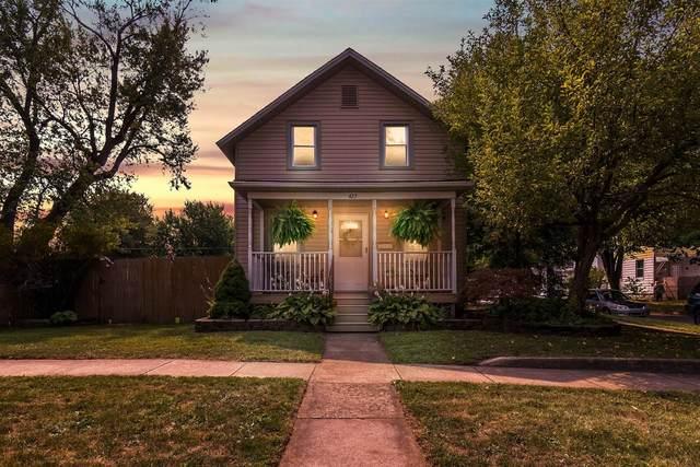 423 W 4th Street, Monroe, MI 48161 (MLS #3276426) :: Berkshire Hathaway HomeServices Snyder & Company, Realtors®
