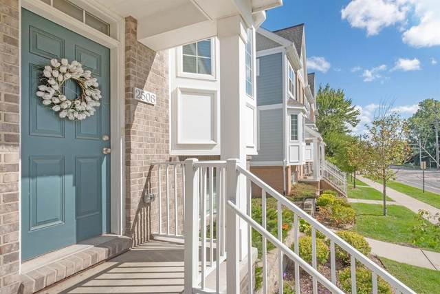 2508 W Liberty Street, Ann Arbor, MI 48103 (MLS #3276496) :: Berkshire Hathaway HomeServices Snyder & Company, Realtors®