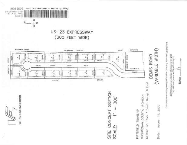 0 Bemis Road, Ypsilanti, MI 48197 (MLS #3276503) :: Berkshire Hathaway HomeServices Snyder & Company, Realtors®