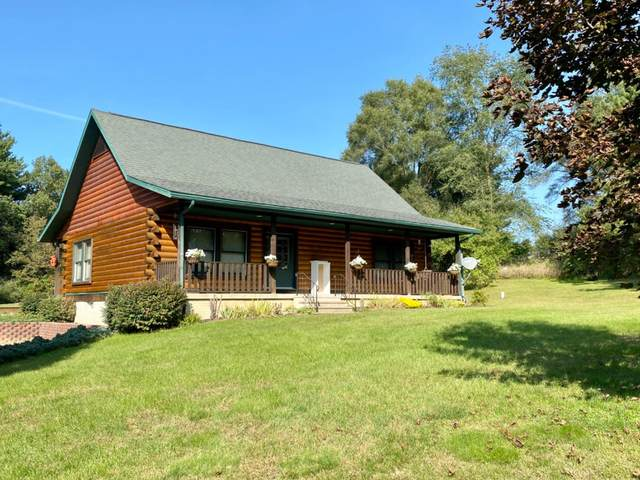 12886 Trist Road, Grass Lake, MI 49240 (MLS #3276509) :: Berkshire Hathaway HomeServices Snyder & Company, Realtors®