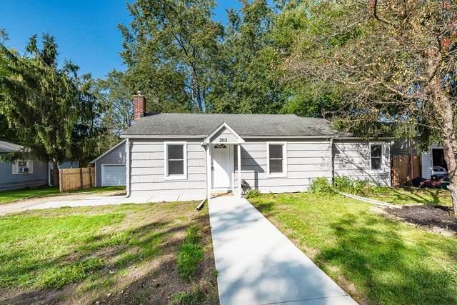 202 Wilkinson Street, Chelsea, MI 48118 (MLS #3276514) :: Berkshire Hathaway HomeServices Snyder & Company, Realtors®