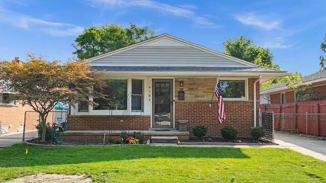 9102 Danzig Street, Livonia, MI 48150 (MLS #3276515) :: Berkshire Hathaway HomeServices Snyder & Company, Realtors®