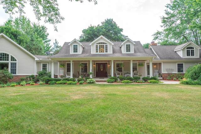 4585 Wylie Road, Dexter, MI 48130 (MLS #3276525) :: Berkshire Hathaway HomeServices Snyder & Company, Realtors®
