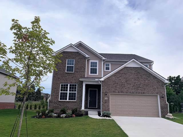 734 Groveland Circle, Ann Arbor, MI 48108 (MLS #3276571) :: Berkshire Hathaway HomeServices Snyder & Company, Realtors®
