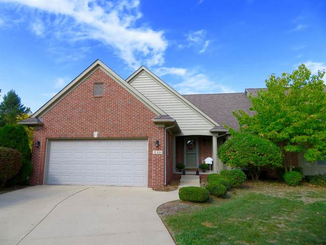 510 Brooks Hollow Court, Dundee, MI 48131 (MLS #3276988) :: Berkshire Hathaway HomeServices Snyder & Company, Realtors®