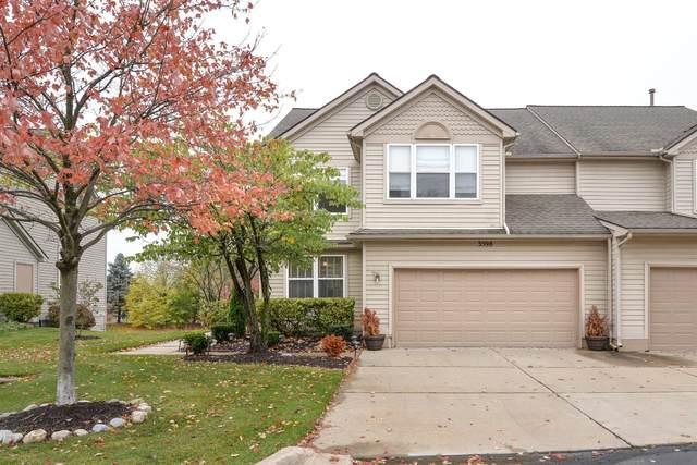 3598 Bent Trail Drive, Ann Arbor, MI 48108 (MLS #3277130) :: Berkshire Hathaway HomeServices Snyder & Company, Realtors®