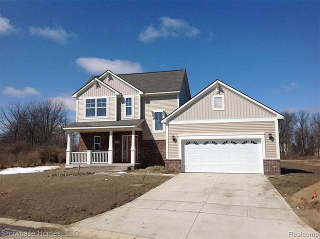 874 Henning, Dundee, MI 48131 (MLS #3277193) :: The Toth Team