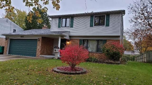 484 Marlpool Drive, Saline, MI 48176 (MLS #3277279) :: Berkshire Hathaway HomeServices Snyder & Company, Realtors®