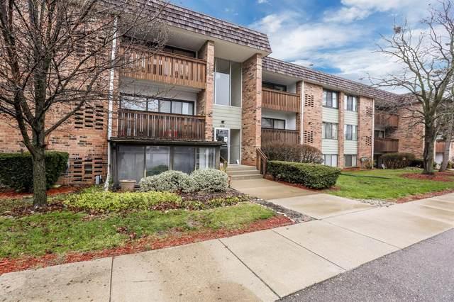 1235 S Maple Road #302, Ann Arbor, MI 48103 (MLS #3277391) :: Berkshire Hathaway HomeServices Snyder & Company, Realtors®