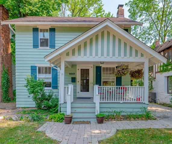 1441 White, Ann Arbor, MI 48104 (MLS #3277478) :: Berkshire Hathaway HomeServices Snyder & Company, Realtors®