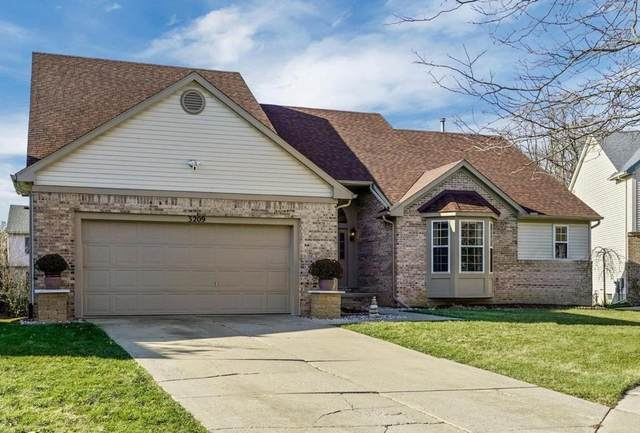3209 Featherstone Court, Ann Arbor, MI 48105 (MLS #3277607) :: The Toth Team