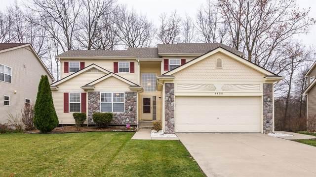 4400 Blossom Hill Trail, Ann Arbor, MI 48108 (MLS #3277784) :: Berkshire Hathaway HomeServices Snyder & Company, Realtors®