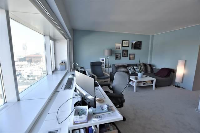 555 E William Street 10I, Ann Arbor, MI 48104 (MLS #3277992) :: Berkshire Hathaway HomeServices Snyder & Company, Realtors®