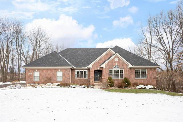 4858 Meadow Lark Lane, Dexter, MI 48130 (MLS #3278267) :: Berkshire Hathaway HomeServices Snyder & Company, Realtors®