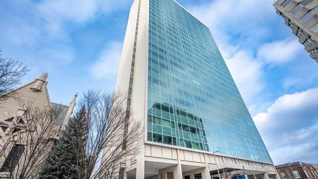 555 E William Street 6C, Ann Arbor, MI 48104 (MLS #3278289) :: Berkshire Hathaway HomeServices Snyder & Company, Realtors®