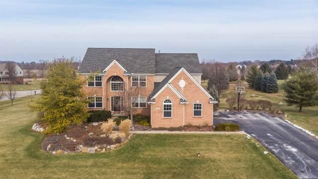596 Darwin Court, Saline, MI 48176 (MLS #3278345) :: Berkshire Hathaway HomeServices Snyder & Company, Realtors®