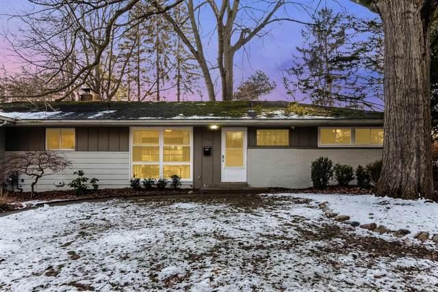 1301 Red Oak Road, Ann Arbor, MI 48103 (MLS #3278354) :: Berkshire Hathaway HomeServices Snyder & Company, Realtors®
