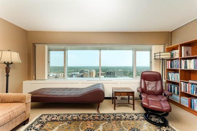 555 E William Street 21E, Ann Arbor, MI 48104 (MLS #3278359) :: Berkshire Hathaway HomeServices Snyder & Company, Realtors®