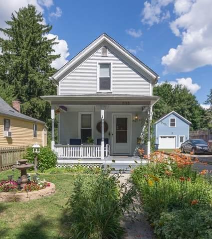 533 Second Street, Ann Arbor, MI 48103 (MLS #3278534) :: Berkshire Hathaway HomeServices Snyder & Company, Realtors®