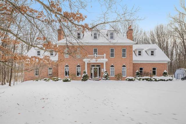 9825 Huron Creek Drive, Dexter, MI 48130 (MLS #3278802) :: Berkshire Hathaway HomeServices Snyder & Company, Realtors®