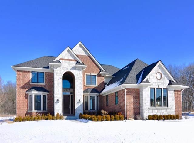 2419 Westbrooke Cir. N, Ann Arbor, MI 48105 (MLS #3278863) :: Berkshire Hathaway HomeServices Snyder & Company, Realtors®
