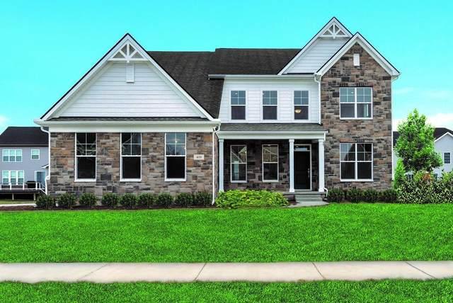 409 Blossom Drive, Ann Arbor, MI 48103 (MLS #3278876) :: Berkshire Hathaway HomeServices Snyder & Company, Realtors®