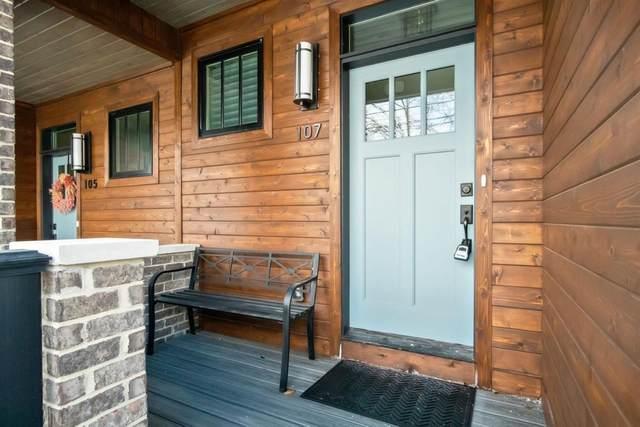 107 W Davis, Ann Arbor, MI 48103 (MLS #3278942) :: Berkshire Hathaway HomeServices Snyder & Company, Realtors®