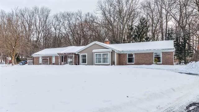 3601 Deerfield Place, Ann Arbor, MI 48103 (MLS #3278969) :: Berkshire Hathaway HomeServices Snyder & Company, Realtors®