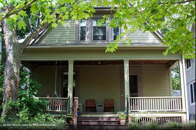 1603 S University Avenue, Ann Arbor, MI 48104 (MLS #3278991) :: The Toth Team