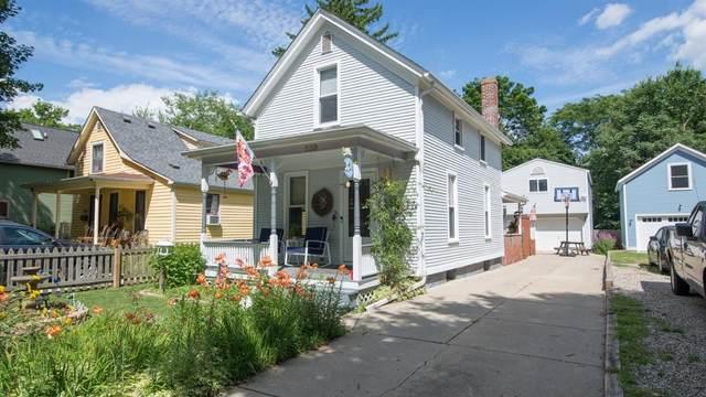 533 Second Street, Ann Arbor, MI 48103 (MLS #3279055) :: The Toth Team