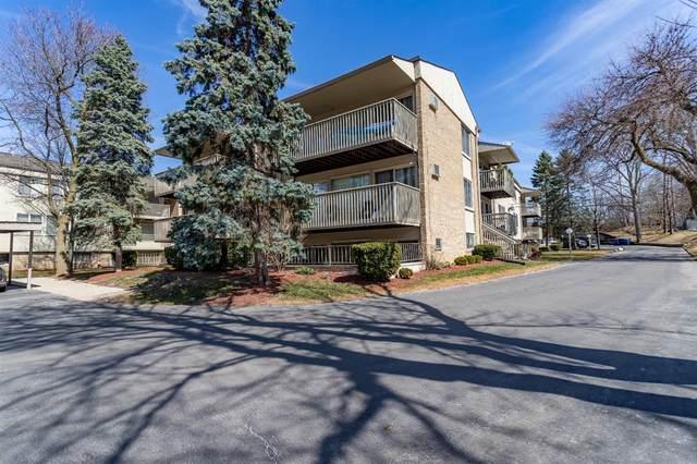 2317 Packard Street B202, Ann Arbor, MI 48104 (MLS #3279388) :: Berkshire Hathaway HomeServices Snyder & Company, Realtors®