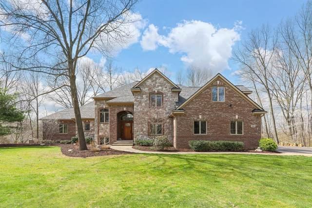 7263 Woodhaven Drive, Dexter, MI 48130 (MLS #3280164) :: Berkshire Hathaway HomeServices Snyder & Company, Realtors®