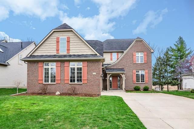 6015 Gabrielle Avenue, Ann Arbor, MI 48103 (MLS #3280214) :: Berkshire Hathaway HomeServices Snyder & Company, Realtors®