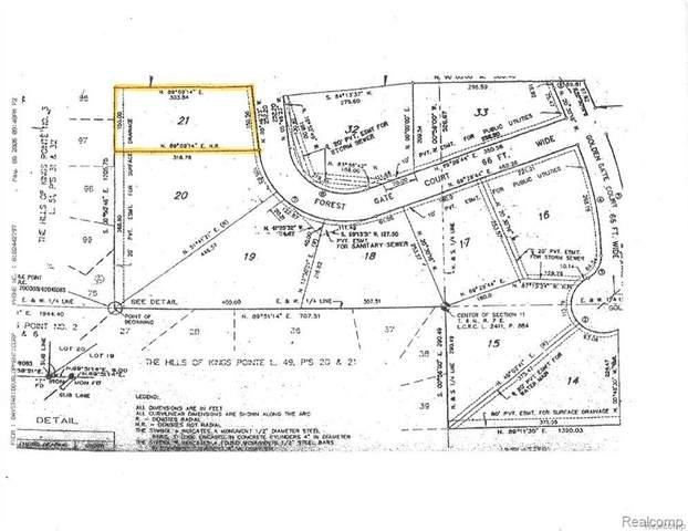 0 Forest Gate, Grand Blanc, MI 48439 (MLS #R219007263) :: Berkshire Hathaway HomeServices Snyder & Company, Realtors®