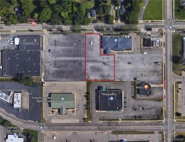 0-VL E Goodale Avenue, Battle Creek, MI 49037 (MLS #R219014866) :: Berkshire Hathaway HomeServices Snyder & Company, Realtors®