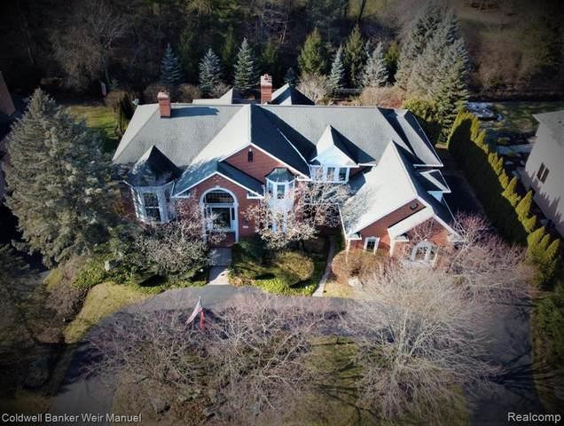 3564 Walnut Brook Drive, Rochester Hills, MI 48309 (MLS #R219063549) :: Berkshire Hathaway HomeServices Snyder & Company, Realtors®