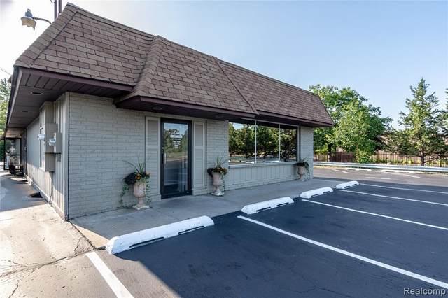 5227 Fenton Road, Flint, MI 48507 (MLS #R219074106) :: Berkshire Hathaway HomeServices Snyder & Company, Realtors®